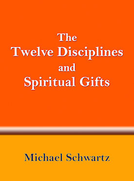 AVAILABLE IN HARD COVER ONLY. Each of the 12 disciples of Christ can be seen to represent or be symbolic of a spiritual gift we possess. The Bible itself is a handbook for spiritual growth and development, leading to higher consciousness. The benefit of a discipline is that it will help you achieve your goals. In terms of goals, there are four different goals, since there are four aspects of the self. This book shows you how adopting each of the twelve disciplines will take you towards your goals.