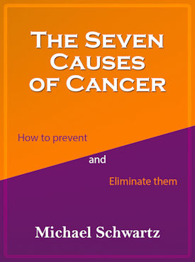 AVAILABLE IN HARD COVER ONLY. This work shows you the 7 causes of cancer and what you can do to prevent, eliminate and control the growth of this disease. Each cause has a specific source of origination. Knowing what they are provides you with the insights as to what you can do to live a great life free of cancer. If you are dealing with cancer this will show you why and what to do about it.